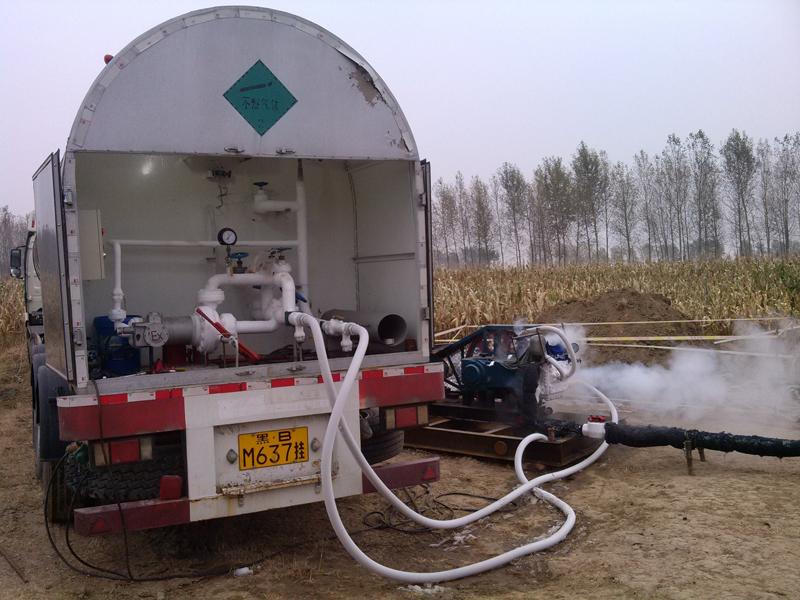 二氧化碳驱油